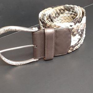 Brighton Leather Belt